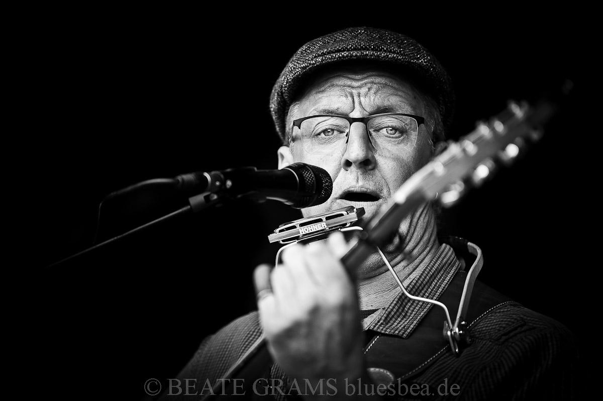 Frank Plagge (D) - 29. BluesBaltica/Bluesfest Eutin - 18.05.2018