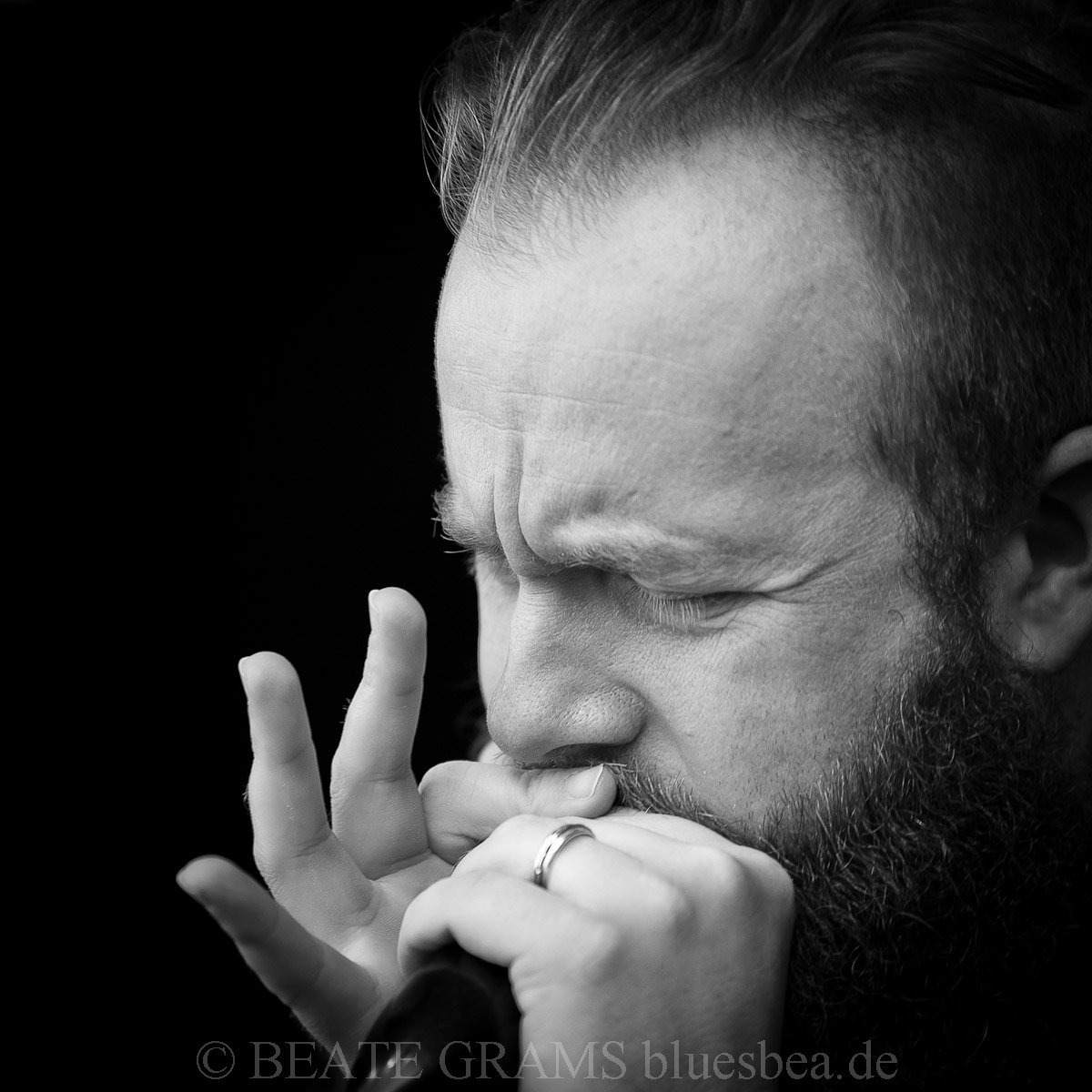 Dustin Arbuckle & The Damnations - BluesFestivalEutin 2019