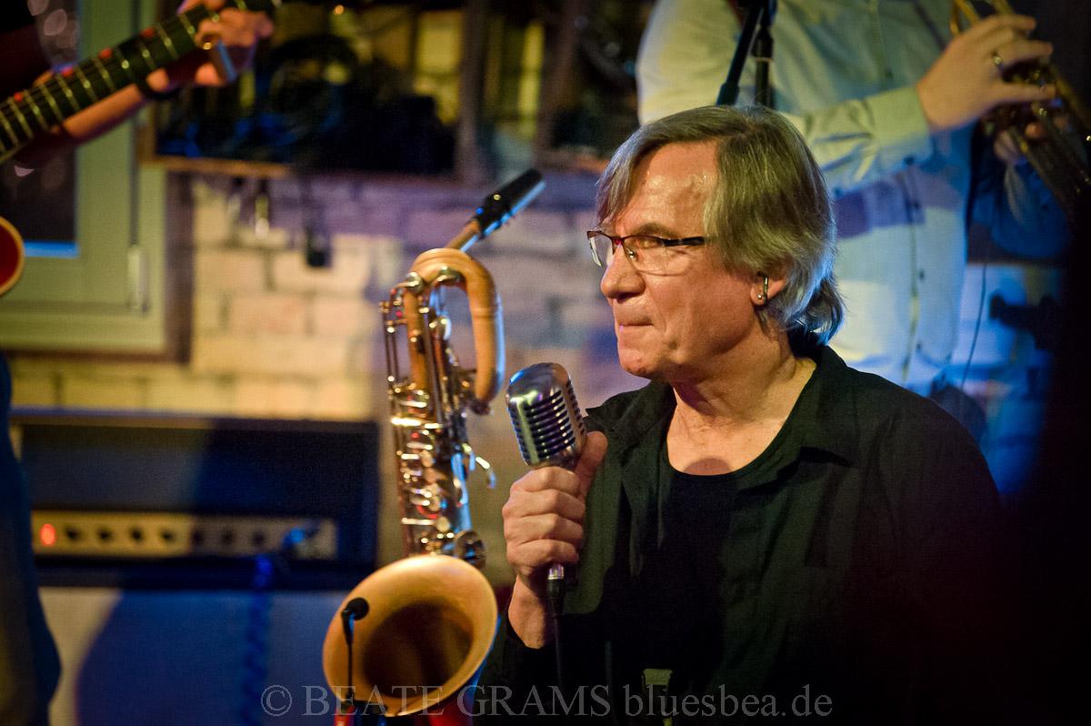 Billbrook BluesBand - 25.01.2020 Spieker Eckernförde