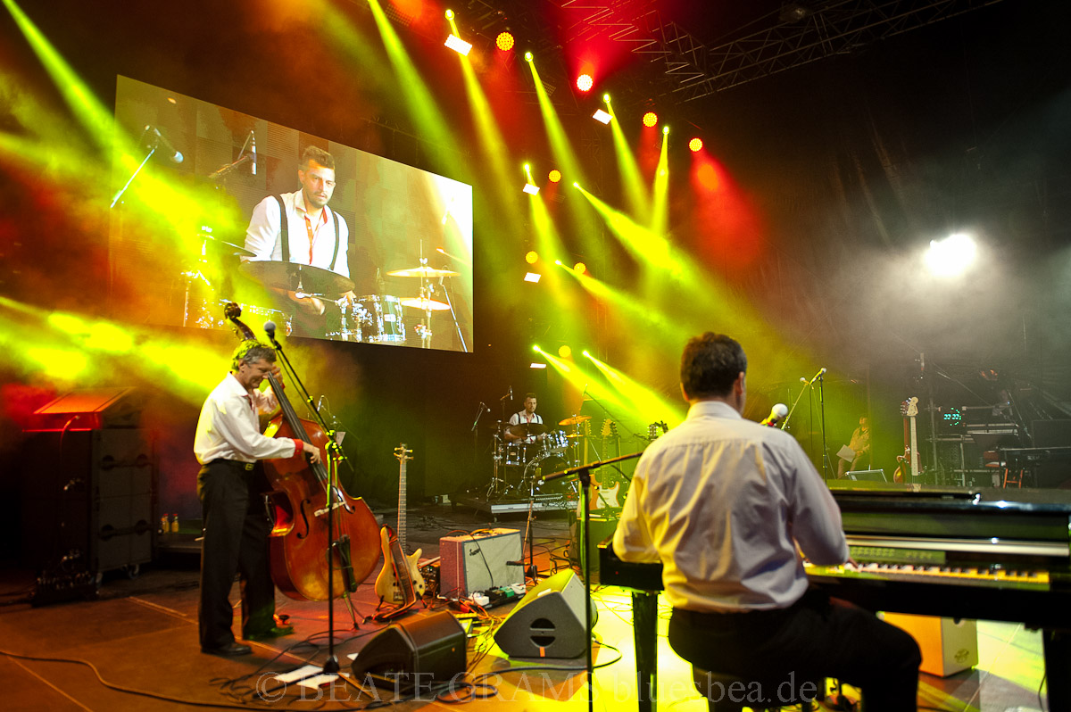 Mr. Firehand Trio - Kieler Woche Blues Nacht 2019