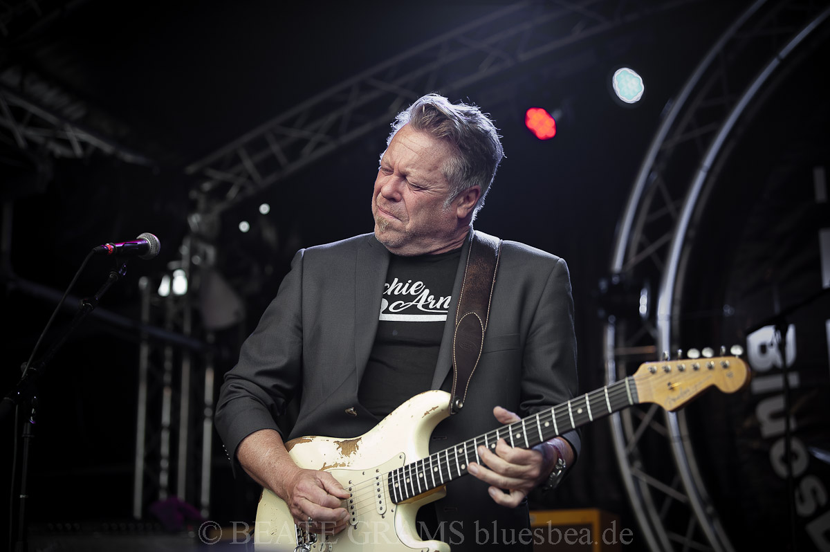 Richie Arndt & Band - BluesFestivalEutin 2019