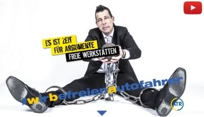 #wirbefreienautofahrer, ATR-Kampagne für freie Werkstätten