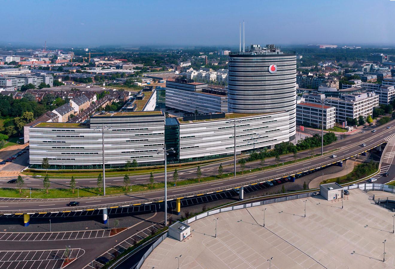 Vodafone Campus Düsseldorf Quelle: ralphrichter