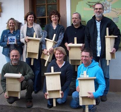 Fledermausbotschafter (Foto: Carmen Schauroth)
