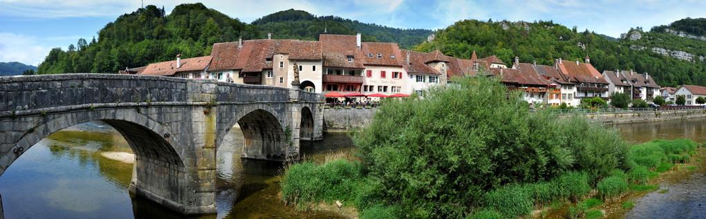 St-Ursanne; 12-8-2012