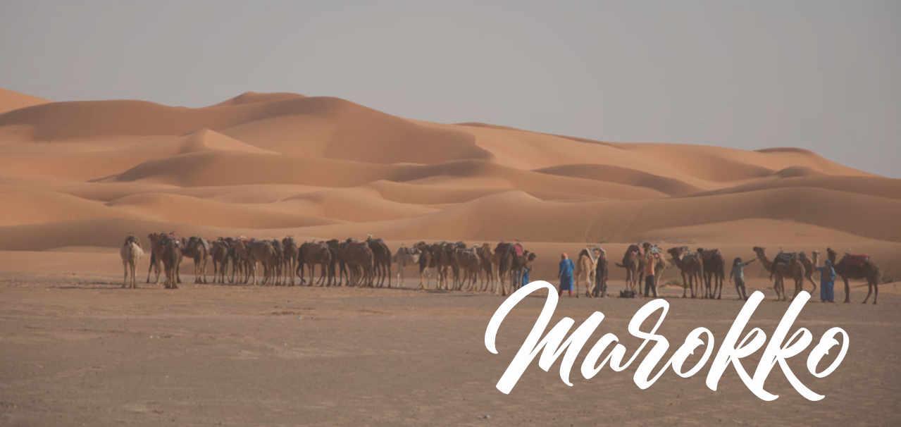 Roadtrip Marokko 2011