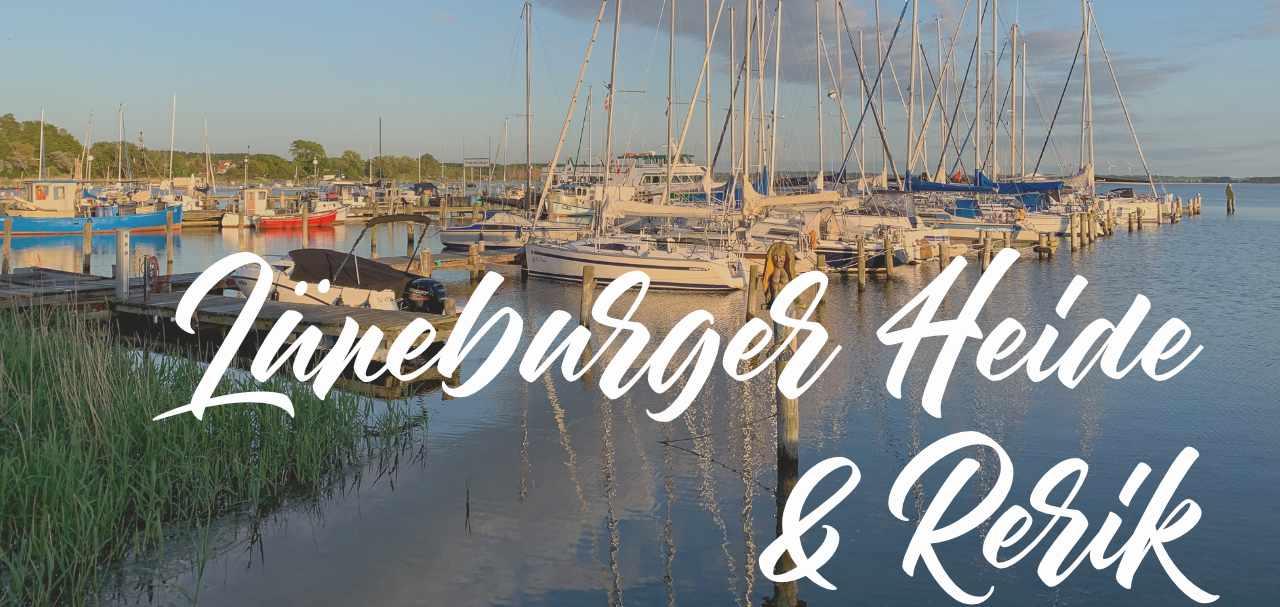 Lüneburger Heide & Rerik 2020