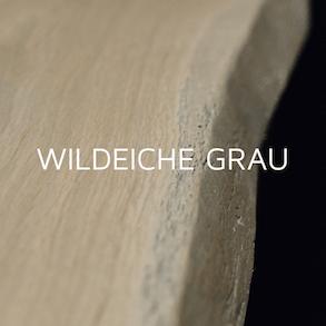 Wildeiche Grau Nahaufnahme