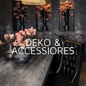 Dekorative Designer Accessoires für Dein Zuhause
