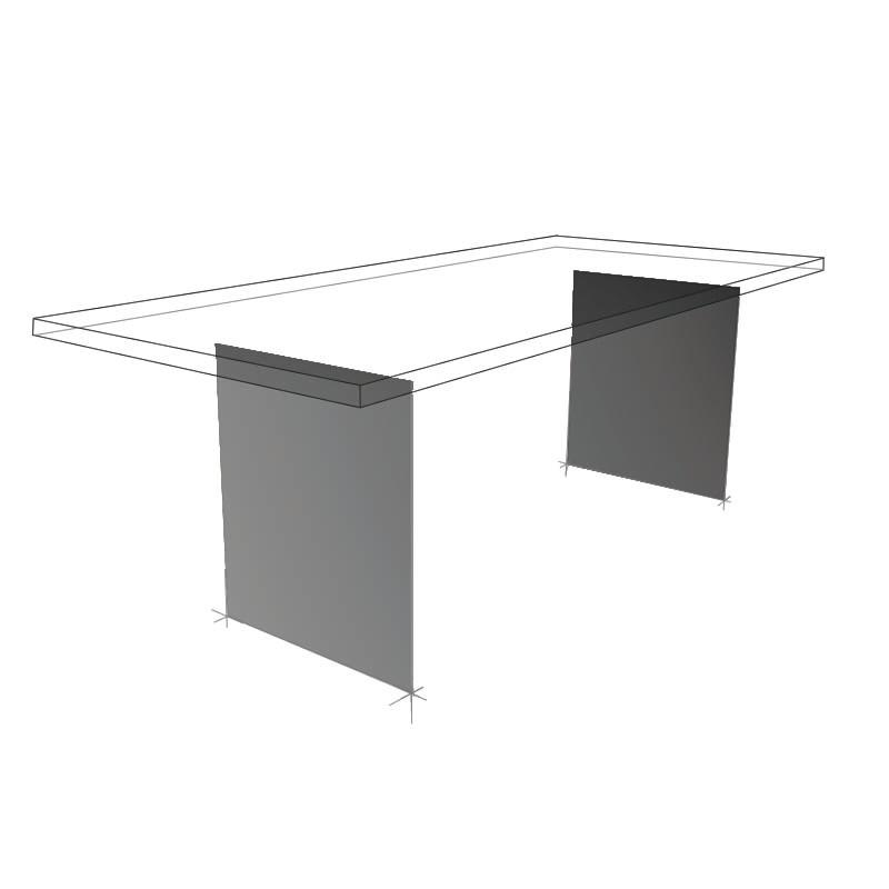 Möbelloft, Moebelloft, Atlas, Tisch auf Maß, Tisch selber konfigurieren, Tisch selber gestalten, Designtisch, Designertisch, Tischgestell auf Maß, Tischgestell auf Wunsch, Tischgestell selber designen, Stahlgestell, Holzgestell, Glasgestell, Essen, NRW