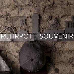 Hochwertige Designer Souvenire im Ruhrgebiet Charme
