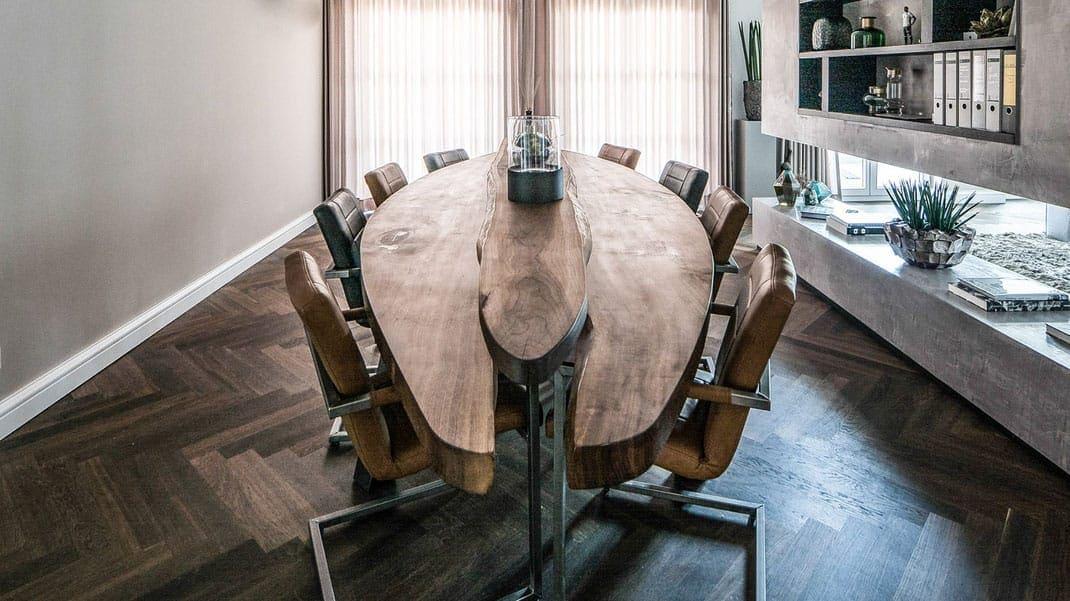 Epochaler Designer Konferenztisch