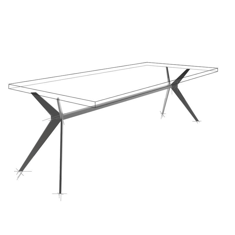 Möbelloft, Moebelloft, Pegasus, Tisch auf Maß, Tisch selber konfigurieren, Tisch selber gestalten, Designtisch, Designertisch, Tischgestell auf Maß, Tischgestell auf Wunsch, Tischgestell selber designen, Stahlgestell, Holzgestell, Glasgestell, Essen