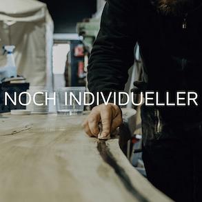 Designer Holztisch herstellen