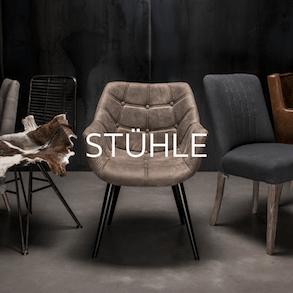 Designer (Leder-)Stühle