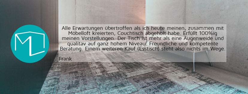 Kunden-Meinung - Frank