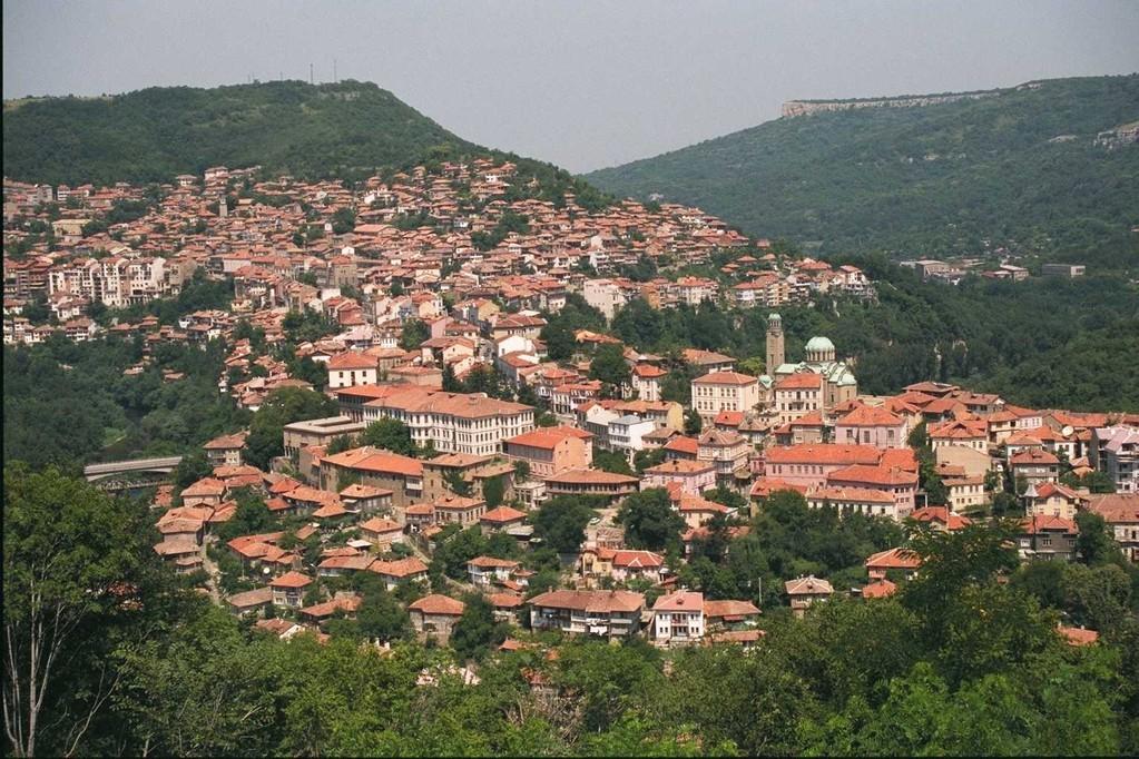 ブルガリアの京都・古都ベリコタルノヴォ