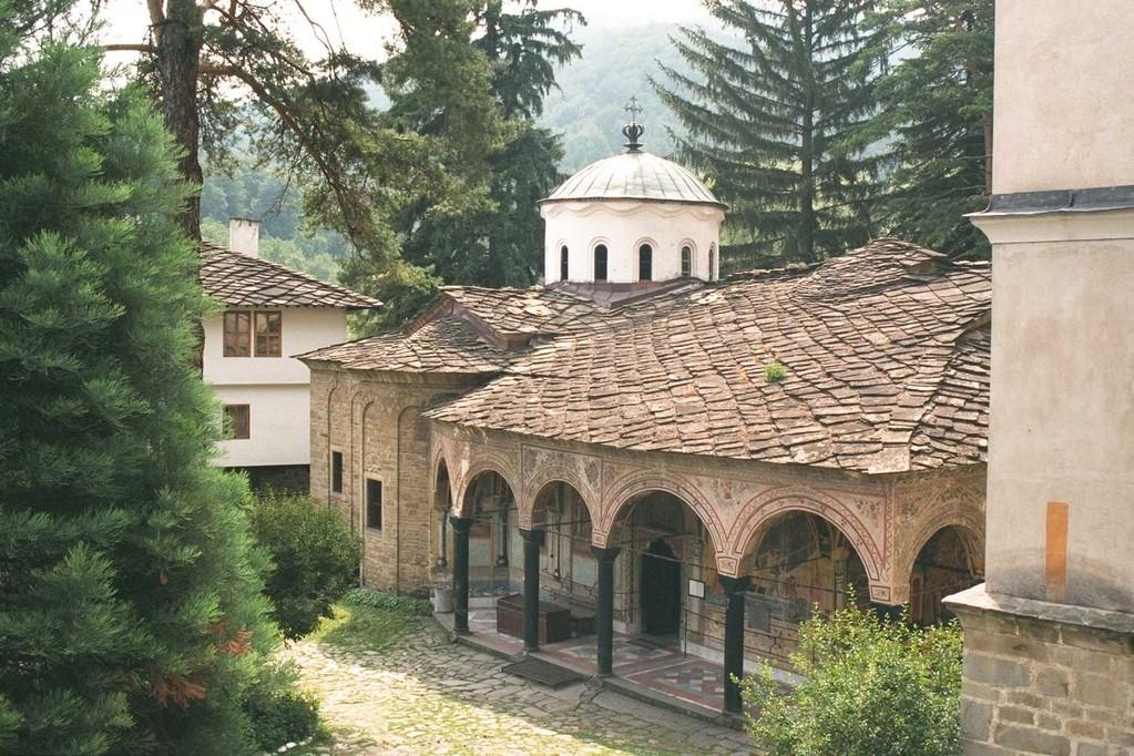 ボヤナ教会・10世紀のブルガリア正教会