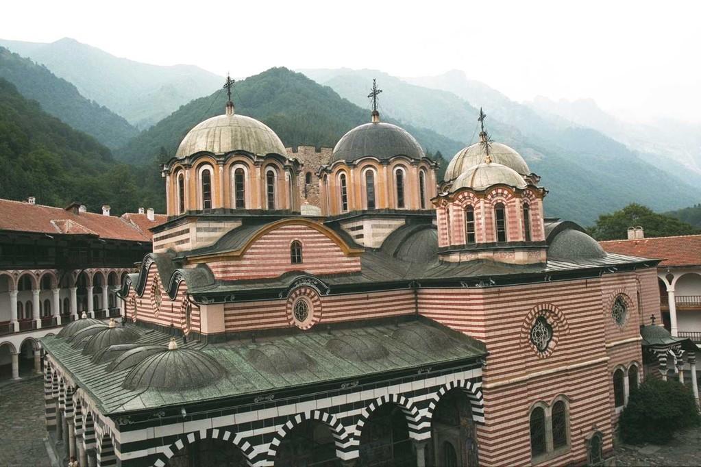 ブルガリア正教の大本山