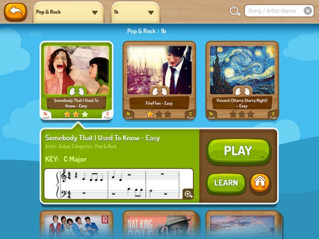 PianoMaestro piano practice and learning app