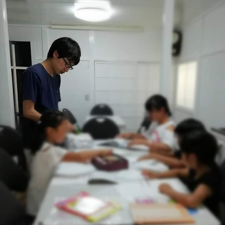 小学生の時間帯