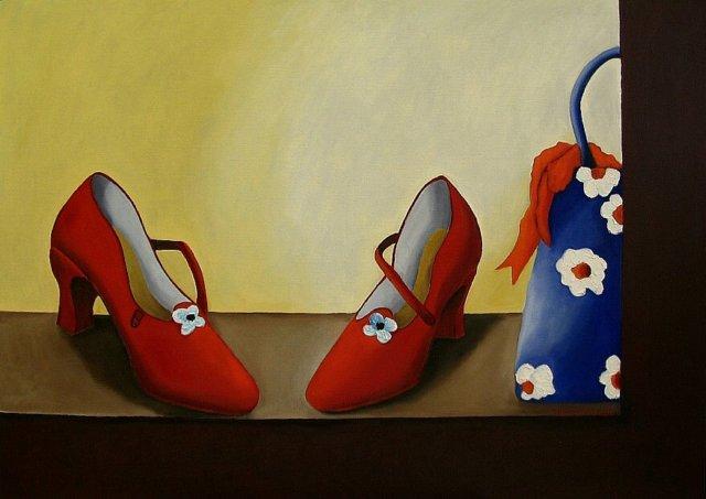 Schoentjes (verkocht)
