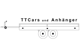 Partnerlogo TTCars und Anhänger