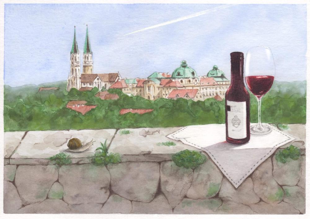 """...für Sonderheft """"Servus Unser Wein"""" 2019 (Frühling/Sommer) in """"Servus in Stadt & Land"""" Mai  Ausgabe)"""