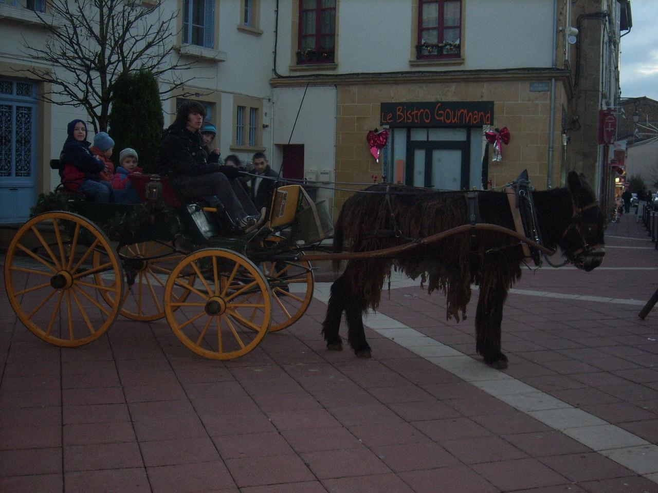Marché de Noël 2011