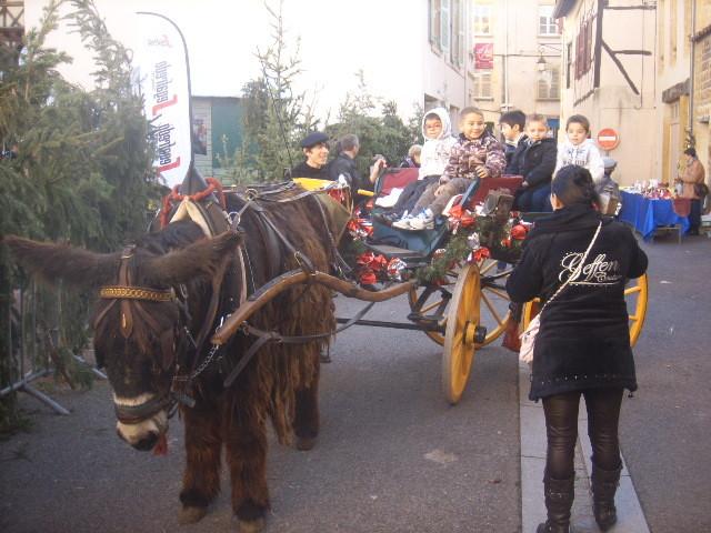 Marché de Noël- Charlieu