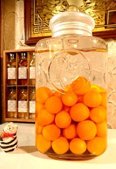 2月のおすすめ 宮崎のきんかん カクテル始まります。