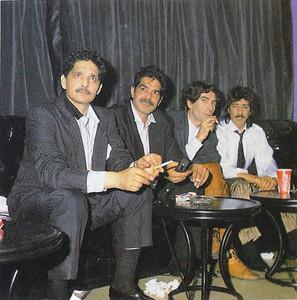 Los Chichos con Joaquín Sabina en Jacara