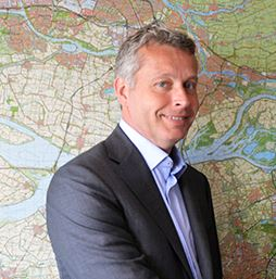 CEO DHL Netherlands Michiel Greeven – pictures: courtesy DHL