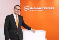 Michael Zankel, Regional Manager East Asia at Gebrüder Weiss  -  Image: Gebrüder Weiss