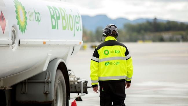 IATA urges governments to push fuel transition  -  picture: BP