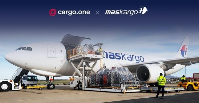 Soon offering sought-after destinations to Asia and Australia on cargo.one.  Image MASkargo/cargo.one