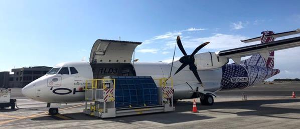 No more Empire-flown Ohana cargo services. Image: Hawaiian Airlines