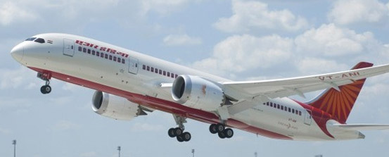 Air India has lost the cargo race to the Middle East carriers and TK - picture: AI