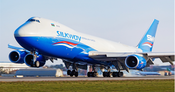 Gearing up for the Covid-19 vaccine logistics challenge. Image: Silk Way West Airlines