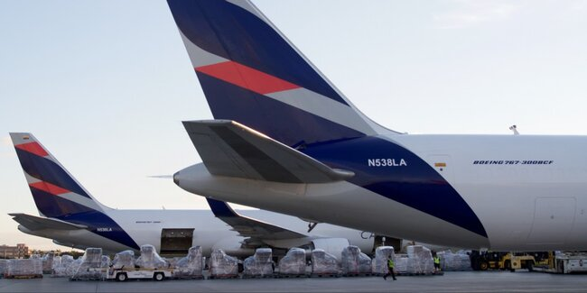 LATAM Cargo is the airline's fastest growing and most profitable business unit  -  company courtesy