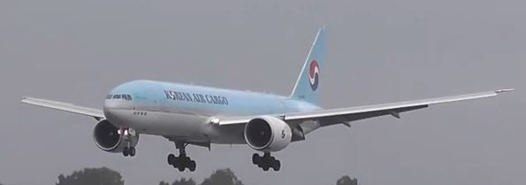 Korean Air Cargo will up its fleet of Boeing 777Fs  /  source: private