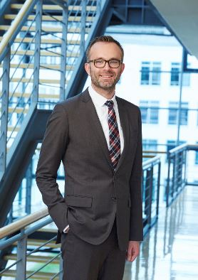 Dr. Robert Schönberger is Exhibition Group Director of Messe München  -  images courtesy of Messe München