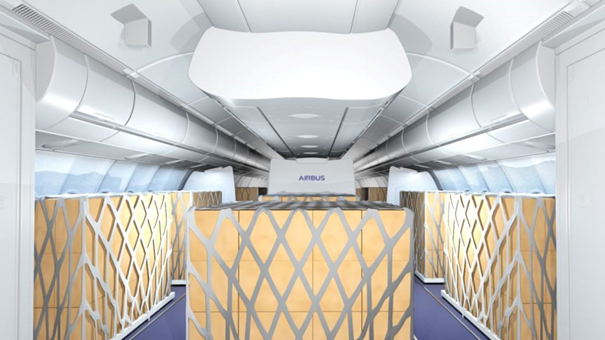 This STC solution will optimize A330-200 and A330-300 preighter operations. Image: Airbus