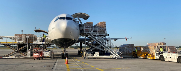 cargo-partner spreads its wings to the West. Image: cargo-partner