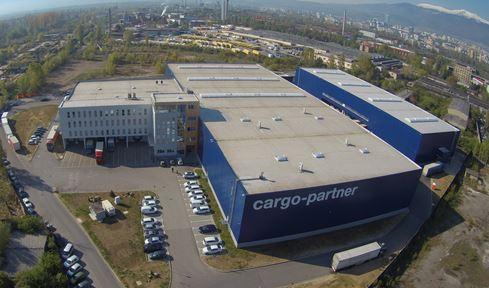 iLogistics Center in Sofia Image: cargo-partner
