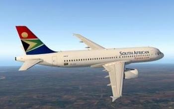 SAA is returning to the skies. confirmed CEO Thomas Kgokolo - photo: SAA