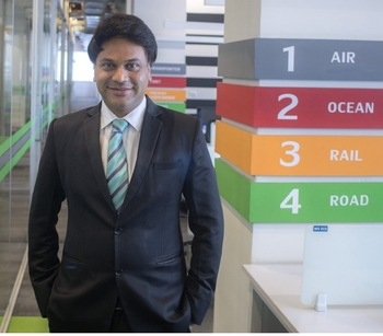 Amar More, President and Chief Executive Officer, Kale Info Solutions, USA. Image: Kale Logistics Solutions