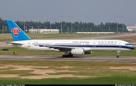 First P2C converted former China Sothern B757-200 goes to China Post, with more likely to follow.