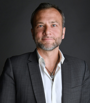 Adrien Thominet is CEO of the Paris-based ECS Group that is in charge of selling the capacity of the CMA CGM Air Cargo freighters – picture: Gilles Dacquin