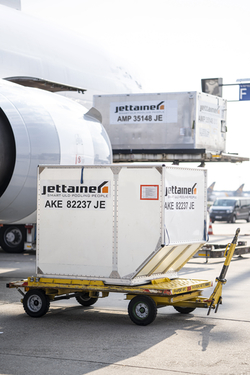 plug&fly provides basic access to smaller airlines. Image: Jettainer